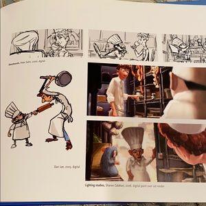 Disney Accents - Disney - The Art of Ratatouille (2007)